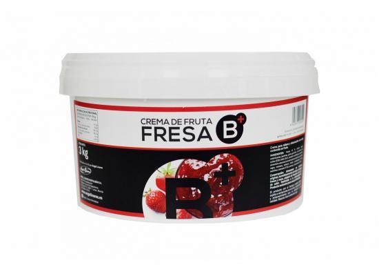 CREMA DE FRUTA FRESA 3 kg