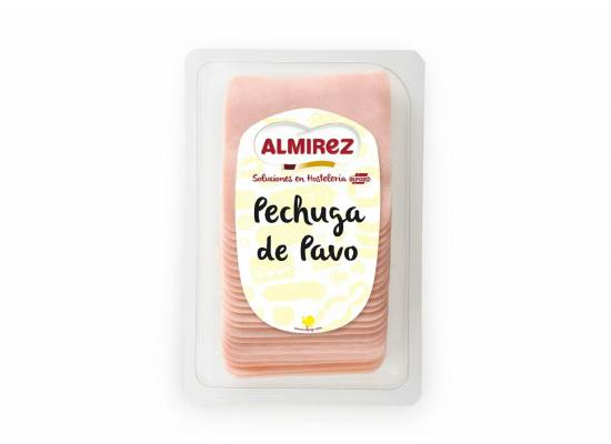PECHUGA PAVO SANDWICH LONCHA 500g