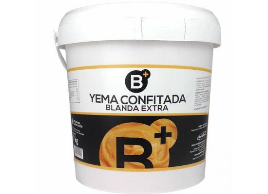 YEMA CONFITADA BLANDA EXTRA 7kg