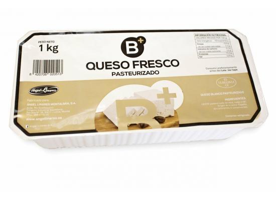 """QUESO FRESCO """"B+""""  1kg"""