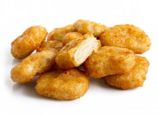 Nuggets pollo 20g apx
