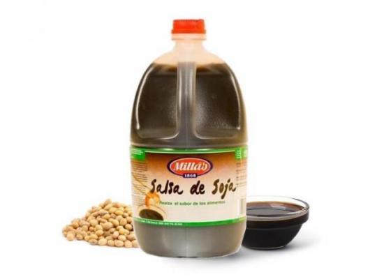 Salsa Soja botella 1.85lts
