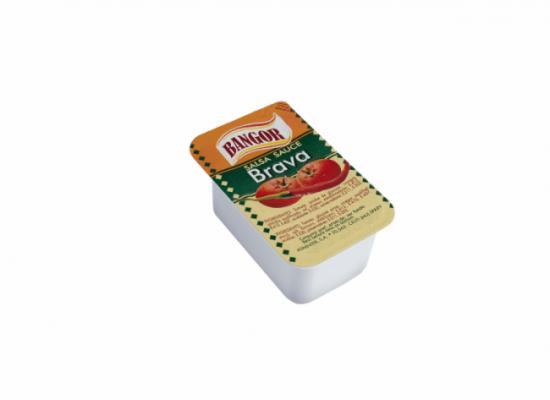 Salsa brava tarrina 45ml