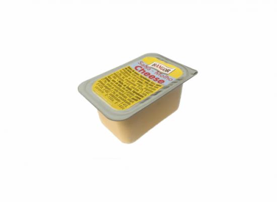 Salsa Dip queso cheddar tarrina 40ml