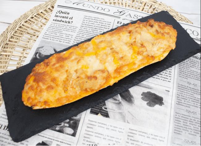 Pan pizza MEGA kebab mixta 210g