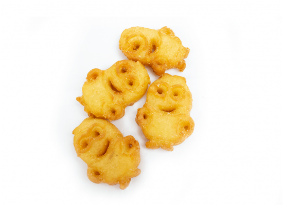 Patatas MINIONS  figuras