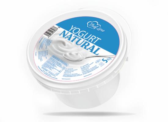 Crema yogurt natural 5kg