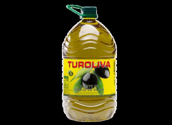 Aceite oliva orujo 5lts