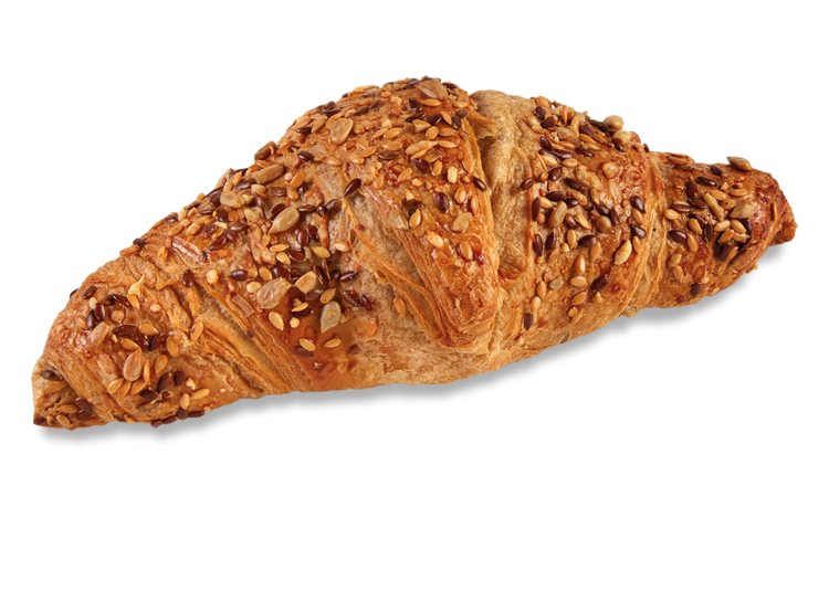 Croissant Caprice Cereales PAVO y queso 90g