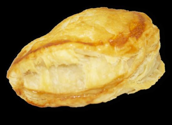 Empanadillas HOJALDRE atún y huevo 100g
