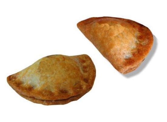 Empanada pequeña casera 50g