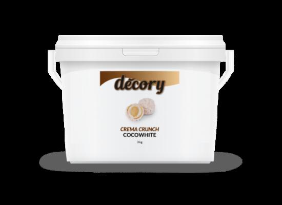 Crema Crunch COCOWHITE 3 kg