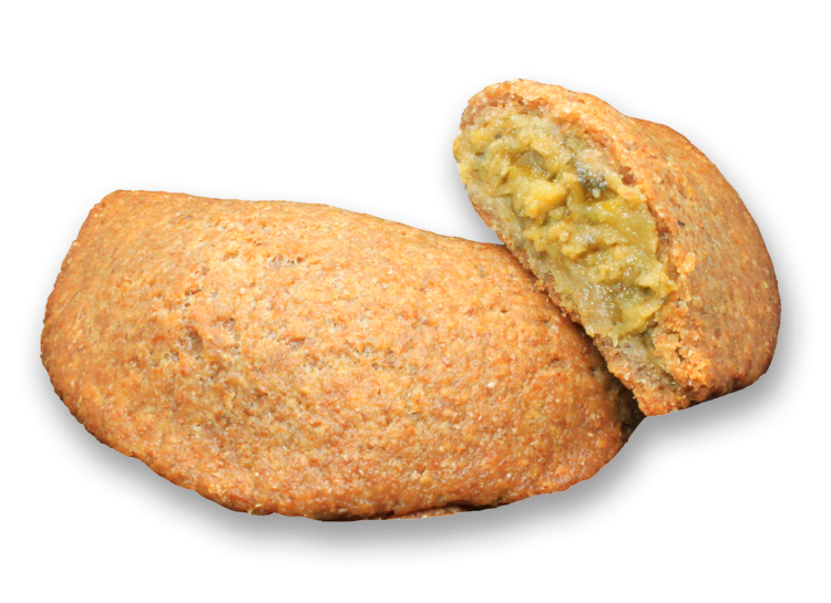 Empanadilla vegetal integral SUPREMA 120g