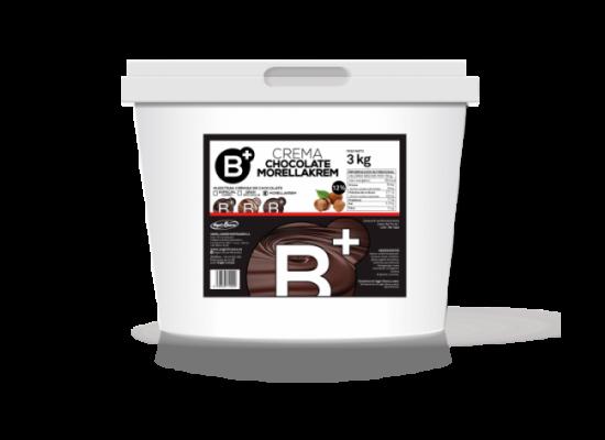 Crema choco Morella 10% avellana 3kg