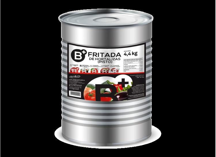 Fritada hortalizas B+ 5kg