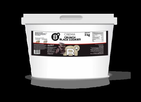 Crema CRUNCH BLACK COOKIES 3kg