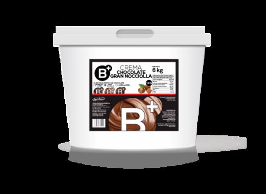 Crema chocolate IROKO 11% avellana 5kg