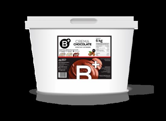 Crema chocolate B+ 6% avellana