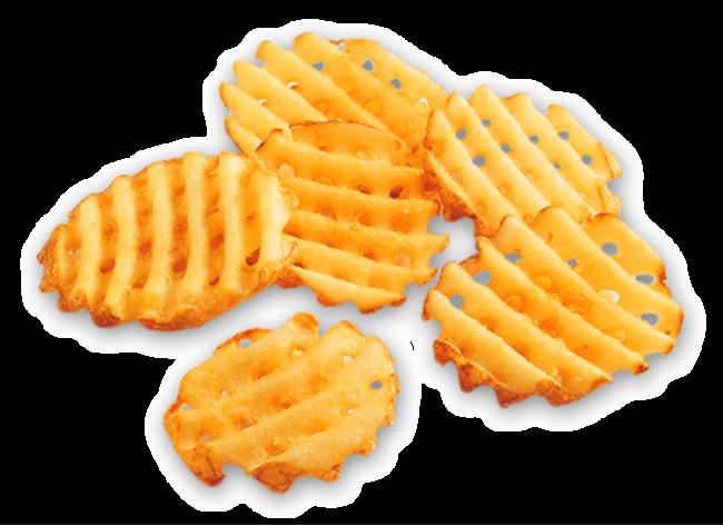 Patatas griddies REJILLA con sabor