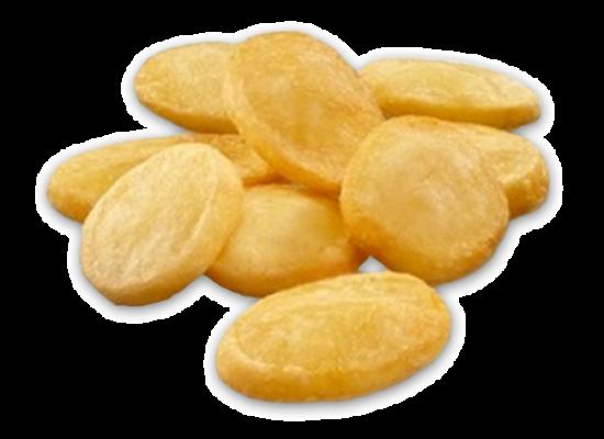 Patatas RUEDA redondas