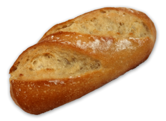 Panecillo rústico crujiente catering expres 45g