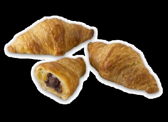 Croissant MINI chocolate Mantequilla 25g
