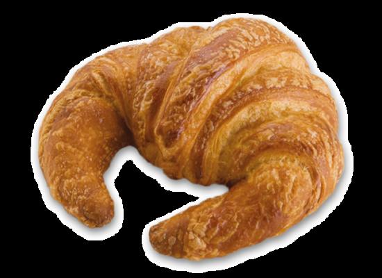 Croissant solo descongelar 100% Mtq 70g