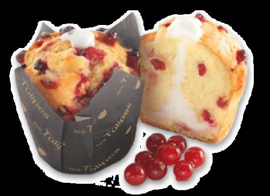 Tûlipe yogurt & cranberry 110g