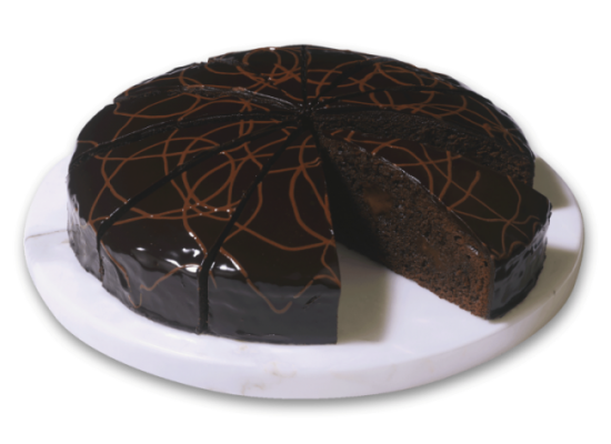 Tarta chocolate 1000g  83g