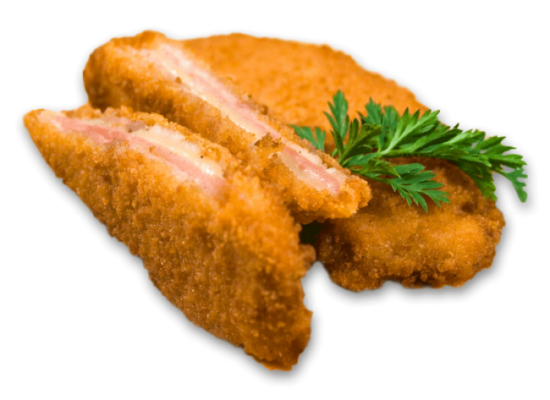 Recomendado cerdo  (librito lomo y queso)