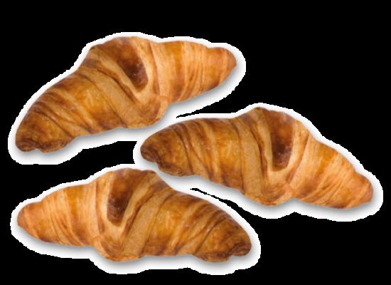 Mini croissant mantequilla prefermentado 25g