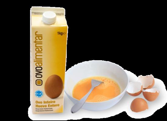 Huevo liquido 1 L