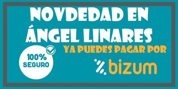 La distribuidora de alimentación Ángel Linares  habilita el pago por Bizum